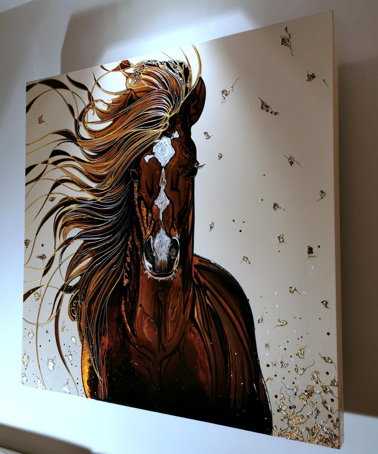 Modern Fine Arts, The Horse For Sale