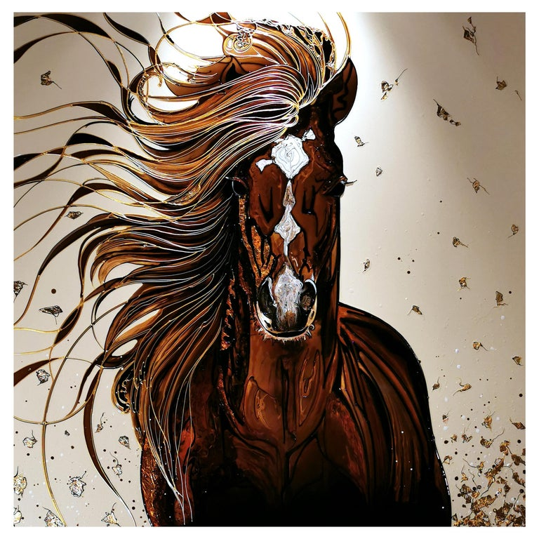 Fine Arts, The Horse For Sale