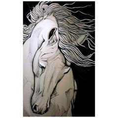Fine Arts, The White Horse