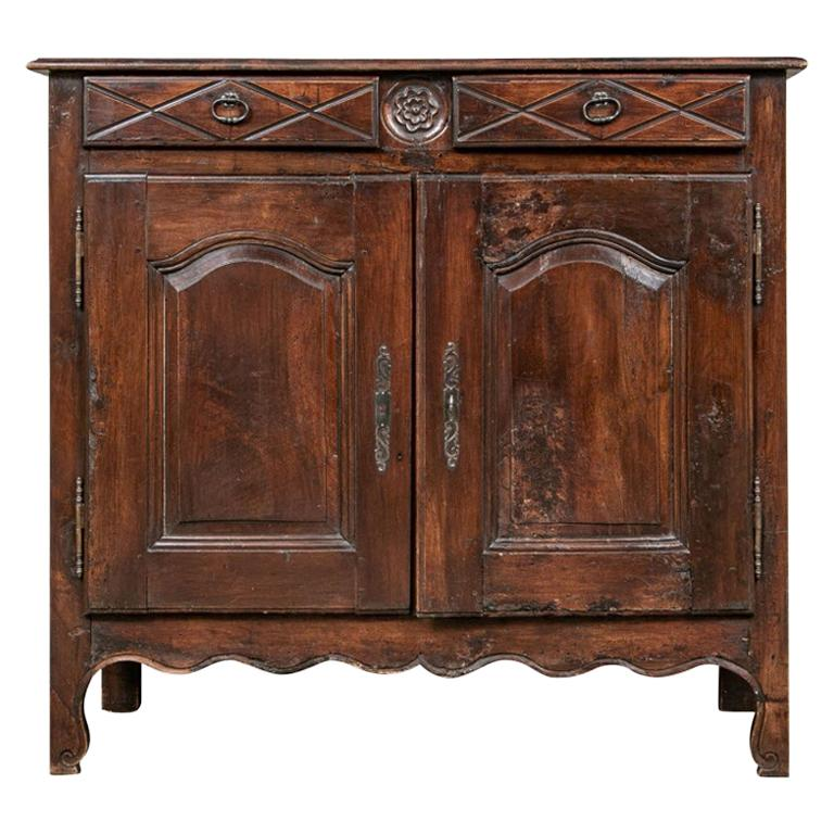Fine Authentic 18th Century French Cupboard