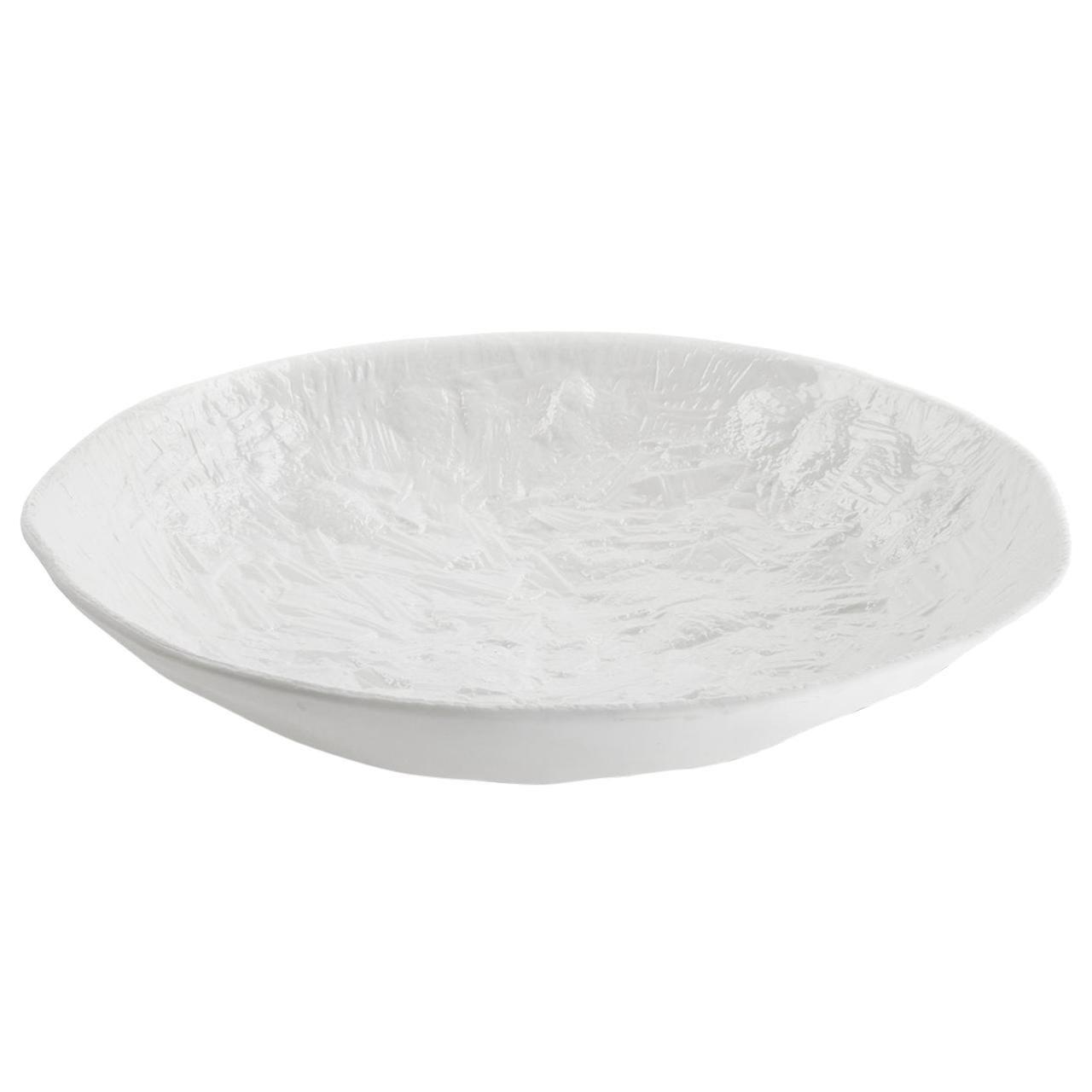 Fine Bone China Salt and Pepper Slip-Cast Hand Carved Plaster Models