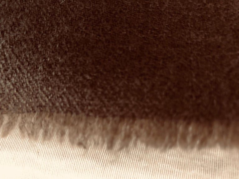 Fine Cashmere (made in Kashmir) Hand Woven and Signed Shawl 75