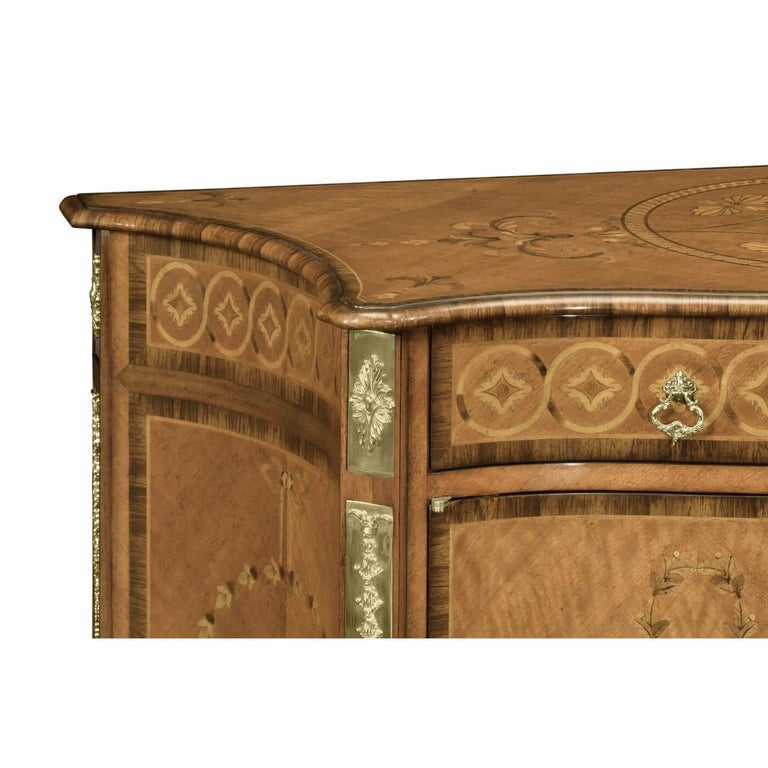 Contemporary Fine Chippendale Chest of Drawers For Sale