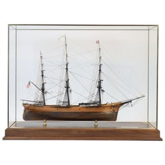 Fine Clipper Ship Model