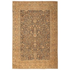 Fine Decorative Large Antique Khorassan Persian Carpet