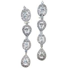 Fine Diamond Earrings
