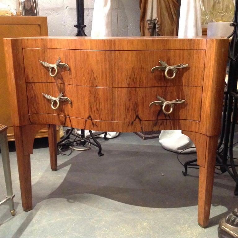 Mid-Century Modern Fine Edward Wormley for Dunbar Commode For Sale