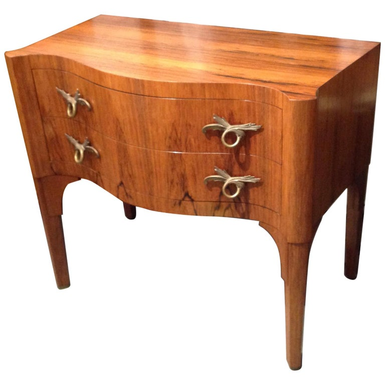 Fine Edward Wormley for Dunbar Commode For Sale