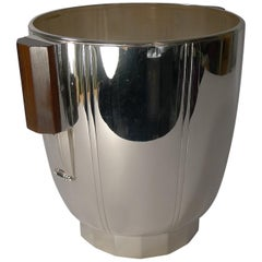Fine French Art Deco Champagne Bucket / Wine Cooler, Berger, Paris