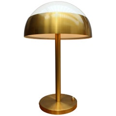 Fine French Art Deco Table Lamp by Jean Perzel