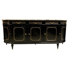 Fine French Louis XVI Sideboard or Buffet, circa 1910s