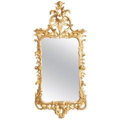 Fine George III Gilt Mirror
