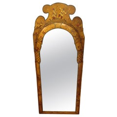 Fine Georgian Chinoiserie Mirror