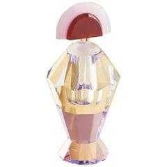 Fine Handcut Crystal Grand Belleville Perfume Flacon