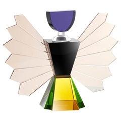 Fine Handcut Crystal Grand Rochester Perfume Flacon