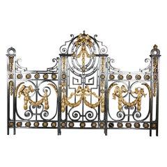 Fine Interior Gate