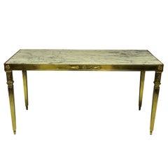 Fine Italian Gilt Bronze Neoclassical Centre Table