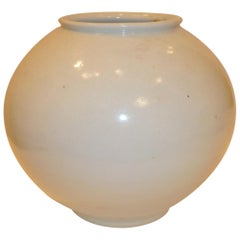 Fine Korean White Porcelain Vase