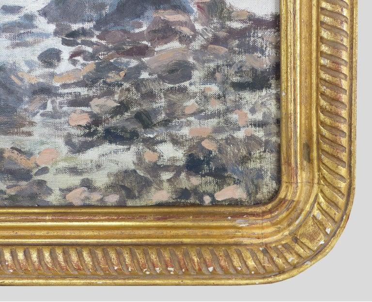 Francisco Nuñez Losada Fine Landscape Oil Painting on Canvas  For Sale 4