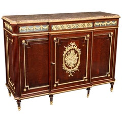 "Fine Louis XVI Style ""Meuble d'Appui"" Attributed to A. Krieger"