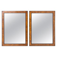 Fine Pair of Biedermeier Mirrors