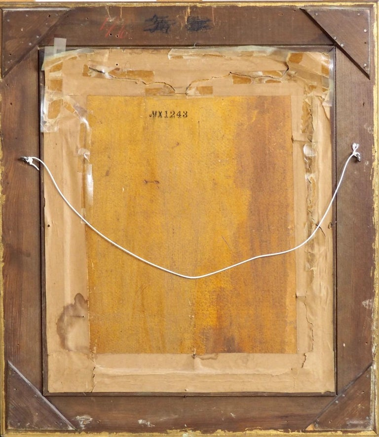 Fine Pastel by Frans Schwartz For Sale 1