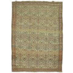 Fine Persian Senneh Rug