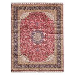 Fine Persian Silk Tabriz