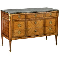 Fine Quality French Ormolu-Mounted Commode