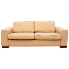 Fine Quality Midcentury Style Two-Seat Sofa