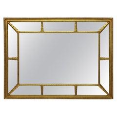 Fine Regency Style Sectional Mirror