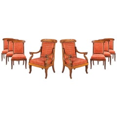 Fine Set of Eight William IV Period Chairs