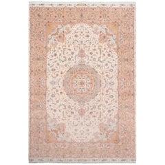 Fine Shirfar Vintage Tabriz Persian Rug. Size: 11 ft 3 in x 16 ft 8 in
