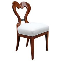 Fine Single Biedermeier Side Chair