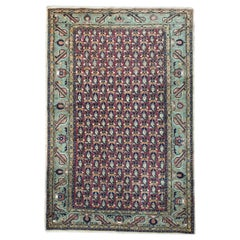 Fine Turkish Early 20th Century Cesare Rug