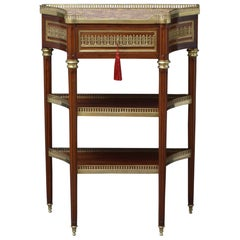 Fine Turn of the Century Console Table