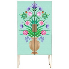 Matthew Williamson for ROOME LONDON Cabinet Made in England