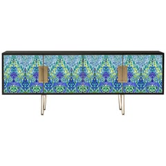 Matthew Williamson for ROOME LONDON Side Cabinet Made in England