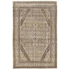 Fine Vintage Persian Hamedan Rug
