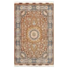 Fine Vintage Tabriz Persian Rug