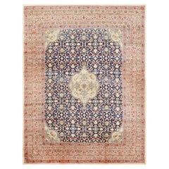 """Finely Woven Large Oversized Antique Persian Kerman Rug. Size: 16' x 22' 6"""""""