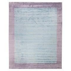 Finesse Handmade Wool and Silk Rug