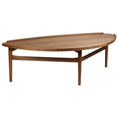 Finn Jhul Cocktail Table Walnut, 1951