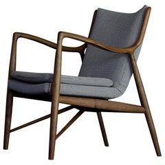 Finn Juhl 45 Chair 1945 Walnut, Fuse