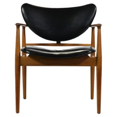 Finn Juhl #48 Armchair by Baker