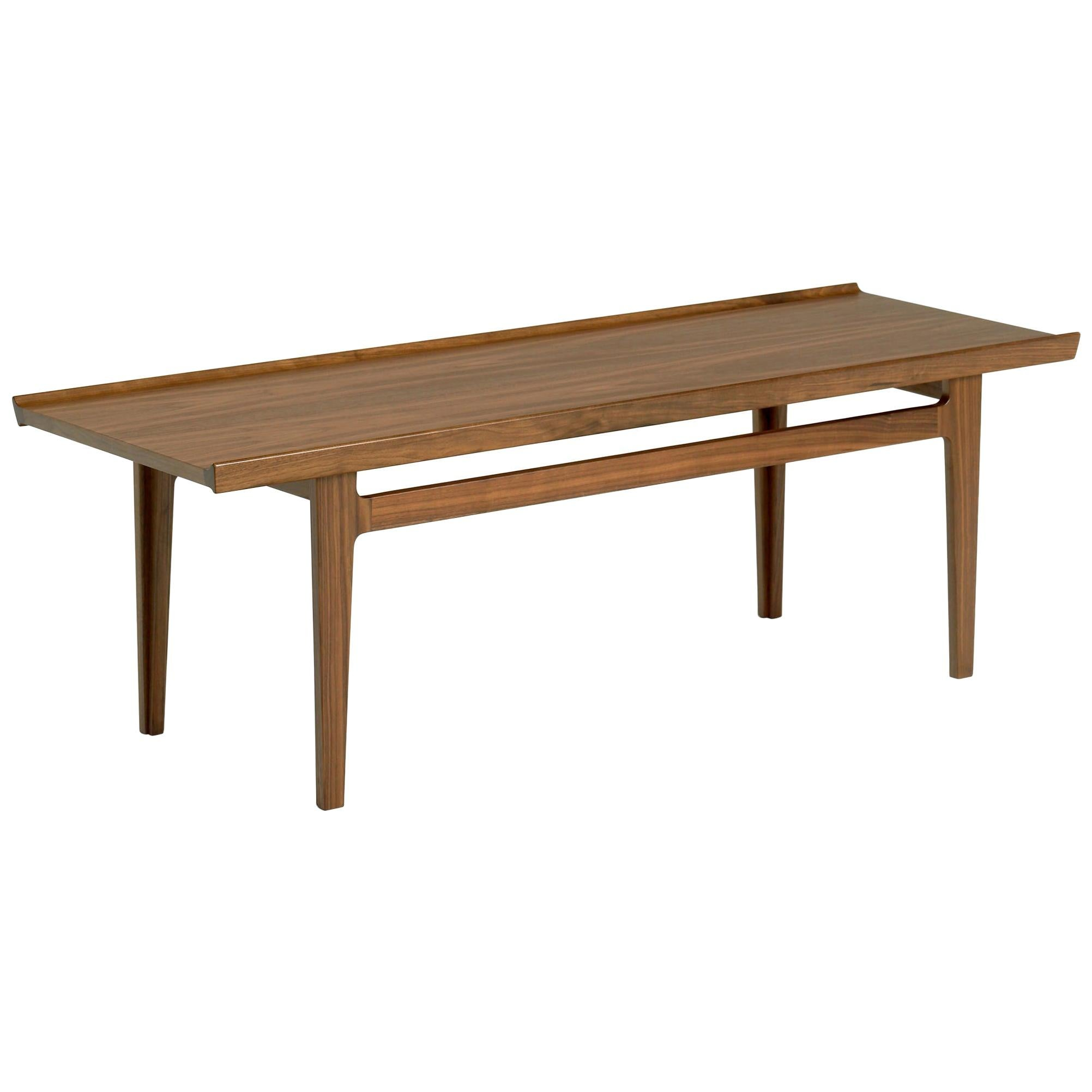 Finn Juhl 500 Wood Table Long Version
