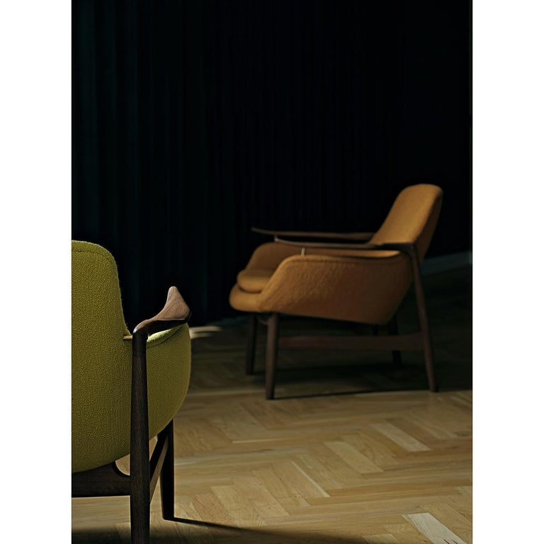 Finn Juhl 53 Chair by House of Finn Juhl For Sale 4
