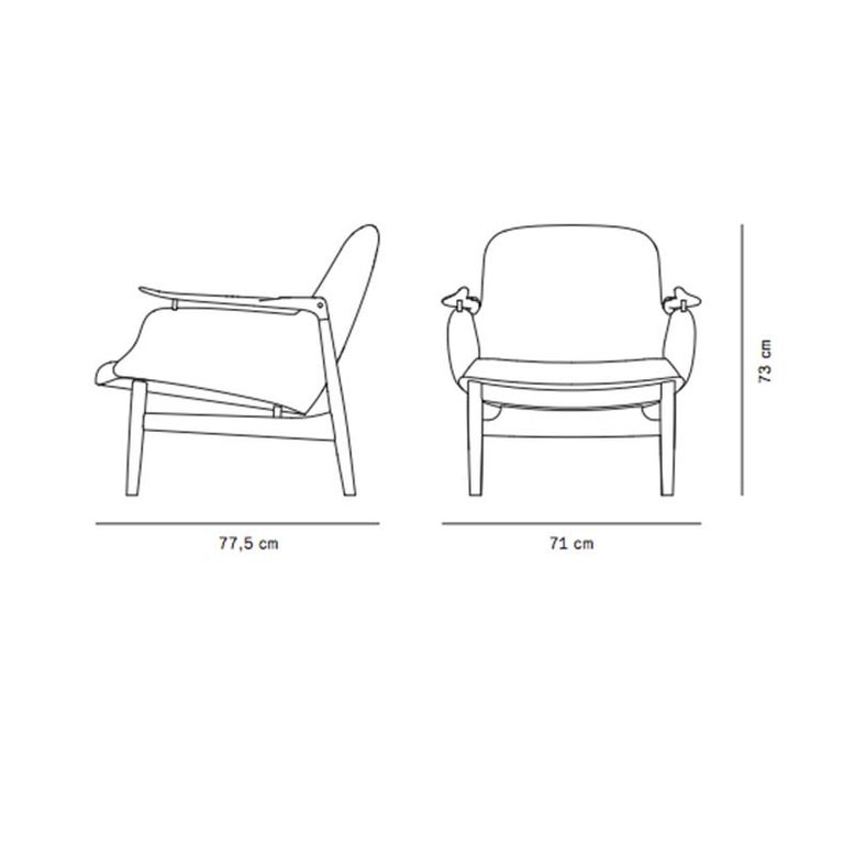 Finn Juhl 53 Chair by House of Finn Juhl For Sale 6