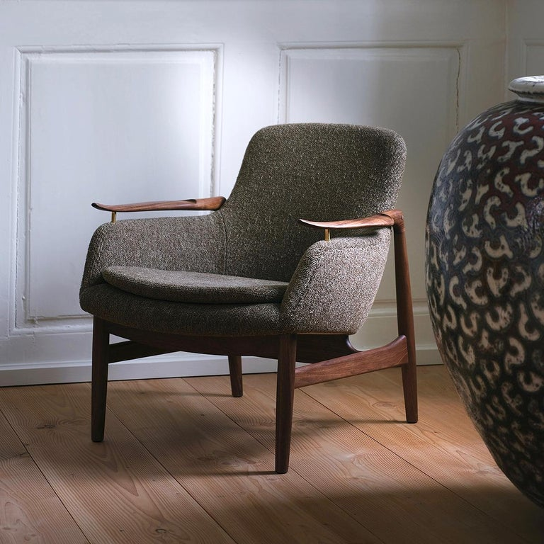 Finn Juhl 53 Chair by House of Finn Juhl For Sale 1