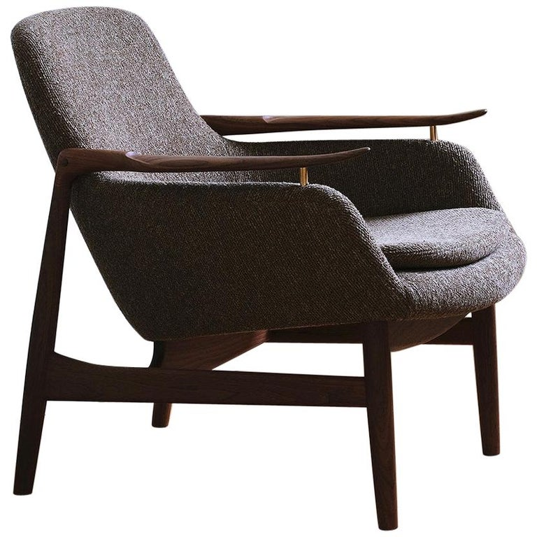 Finn Juhl 53 Chair by House of Finn Juhl For Sale